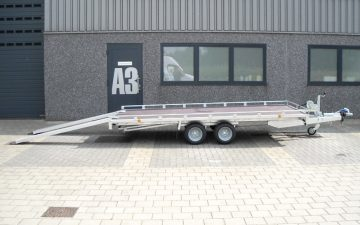Autotransporter 405x190 cm