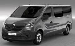 Renault Trafic LUXE 8+1 dCi 145 Automaat