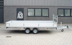 Aanhangwagen 400x180 cm