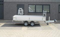 Aanhangwagen 300x153 cm